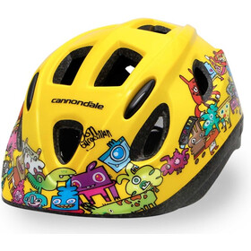 Cannondale Burgerman Colab Helmet Kids yellow